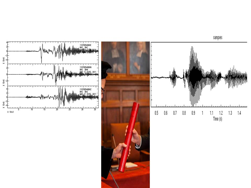 Aardbeving en Audio Arjan van Hessen