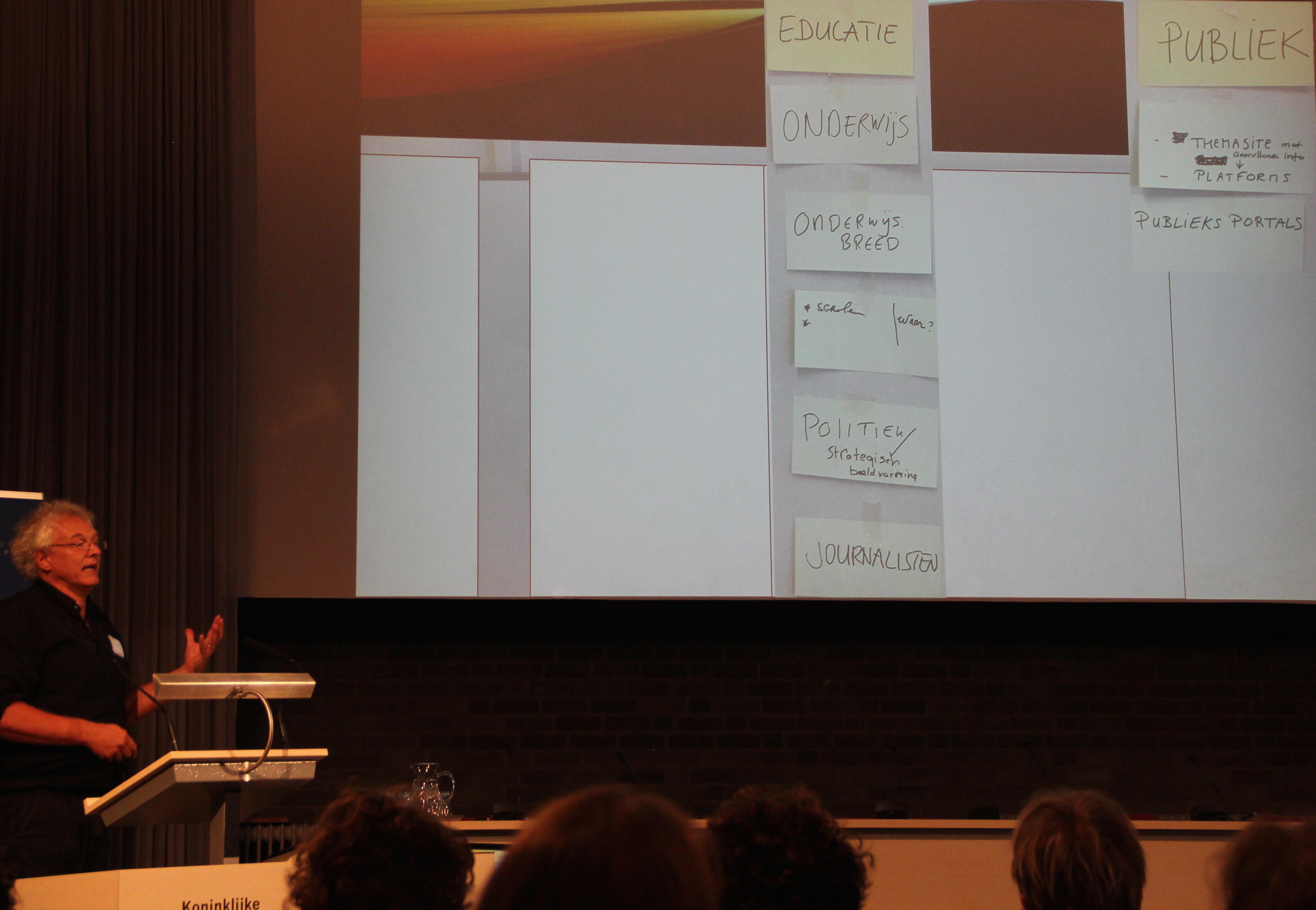 Arjan van Hessen workshop 3 Ongekend Bijzonder