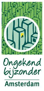Ongekend bijzonder logo amsterdam