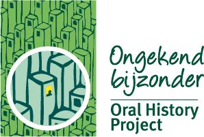 Ongekend Bijzonder Oral history
